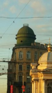 стражи ленинградского неба