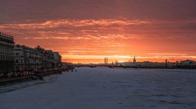 Жилье с видом в СПб