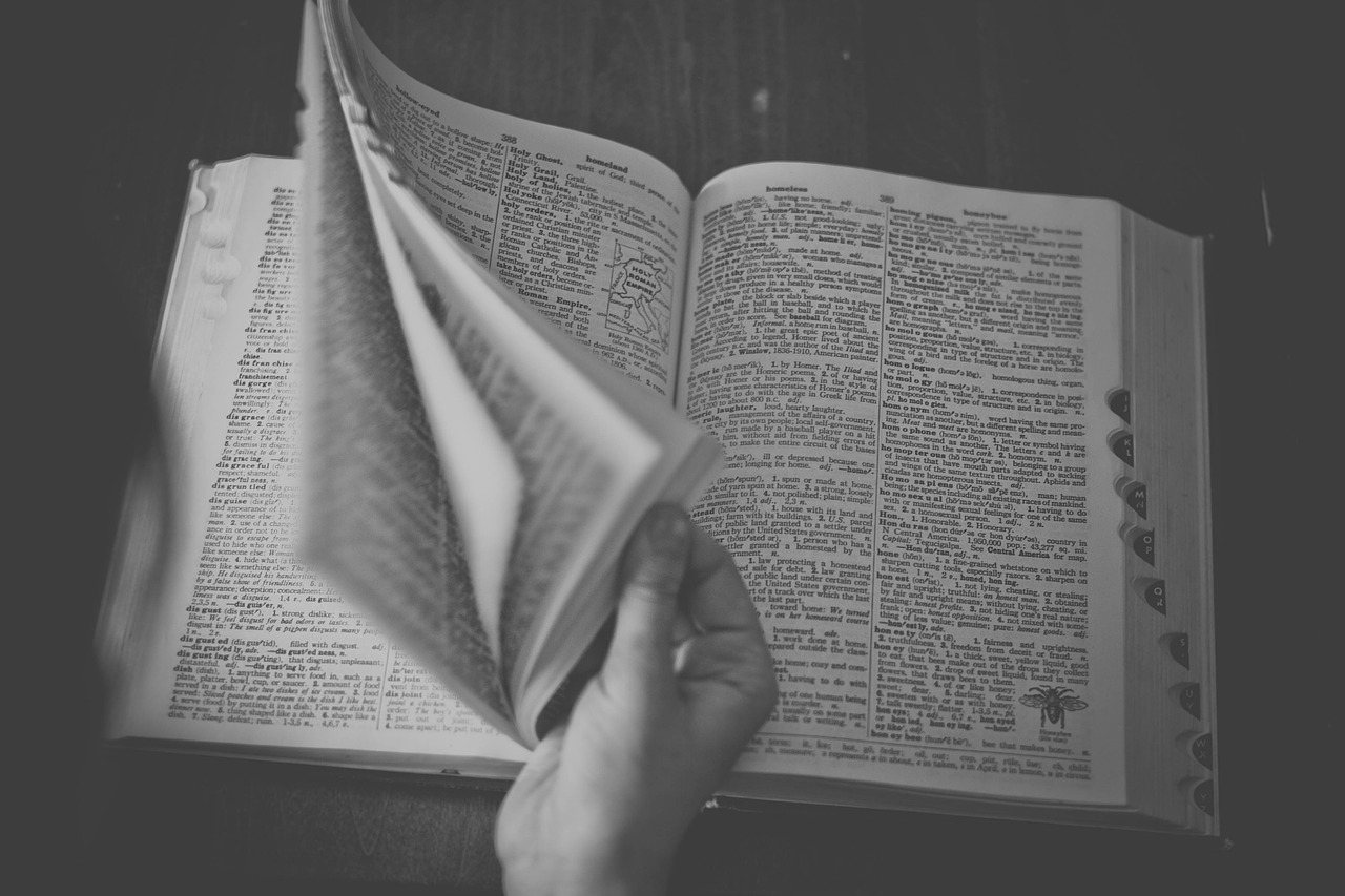 Словарь местного языка