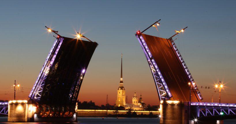 Переезжаем в Петербург