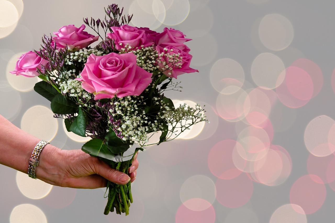 Картинки цветы благодарности, для